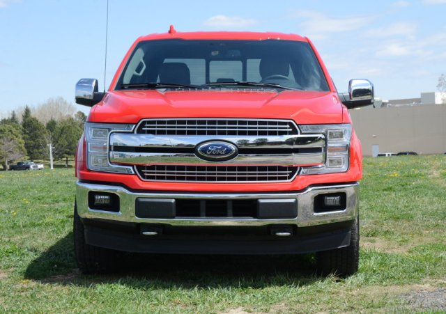2018 Ford F-150 Front