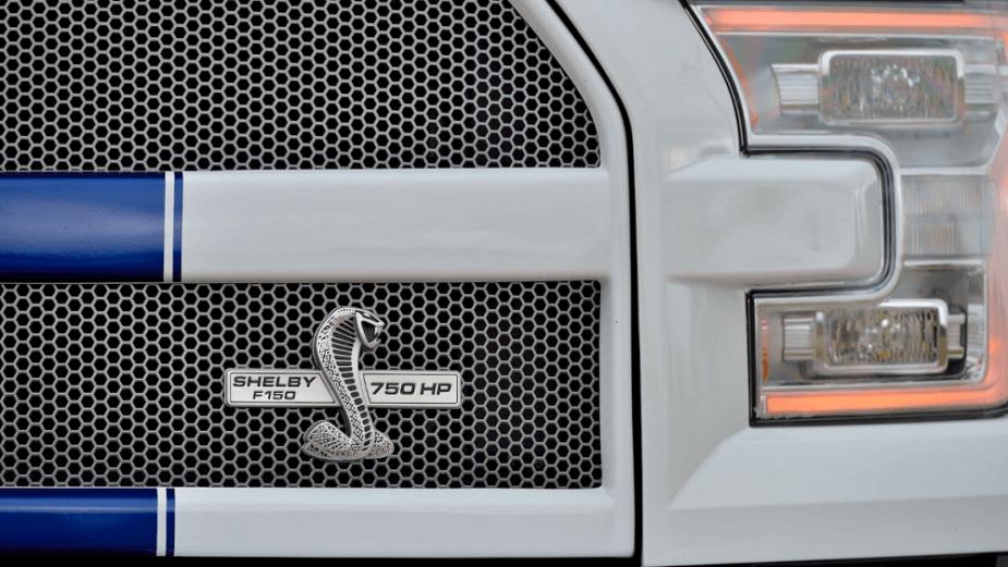 f150online.com 2017 Ford F-150 Shelby Super Snake
