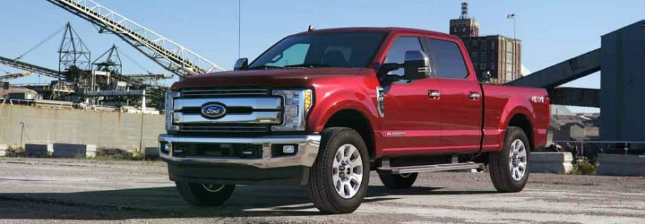 2019 Ford Super Duty