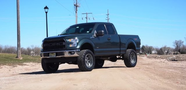 James Ford F-150