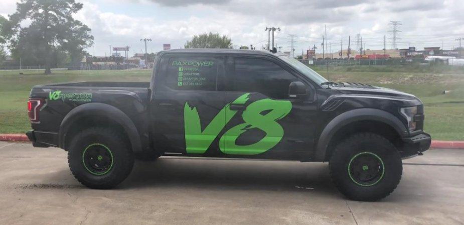 V8 Raptor