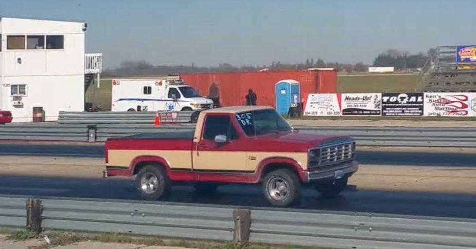 Turbo 1986 Ford F-150