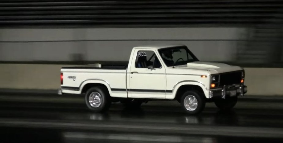 Early 1980s Ford F-150