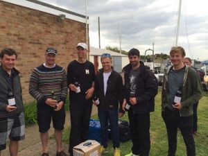 Prize Giving F18 Winners