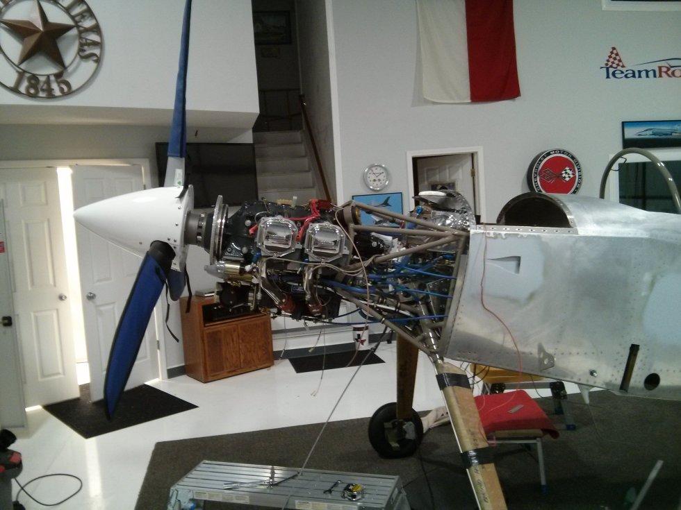 Brad Hood's F4 Rocket II