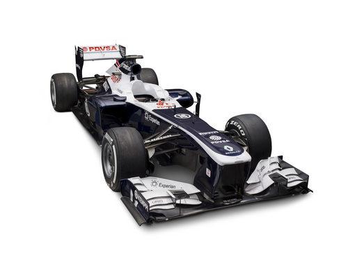 Nuevo Williams FW35, el nuevo monoplaza de Maldonado y Bottas para la temporada 2013