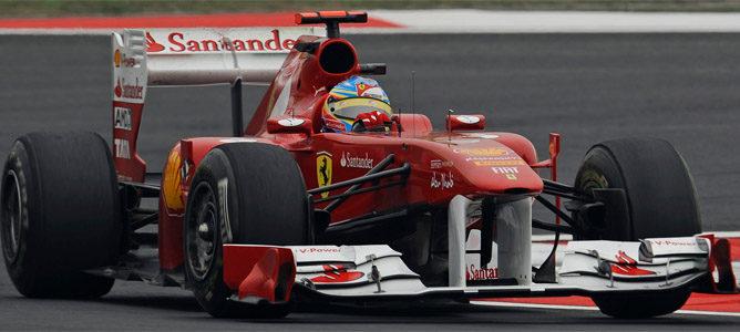 Alonso logra el primer puesto durante los Libres 1 de Turquía