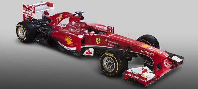 Nuevo Ferrari F138, la evolución cavallina ha llegado