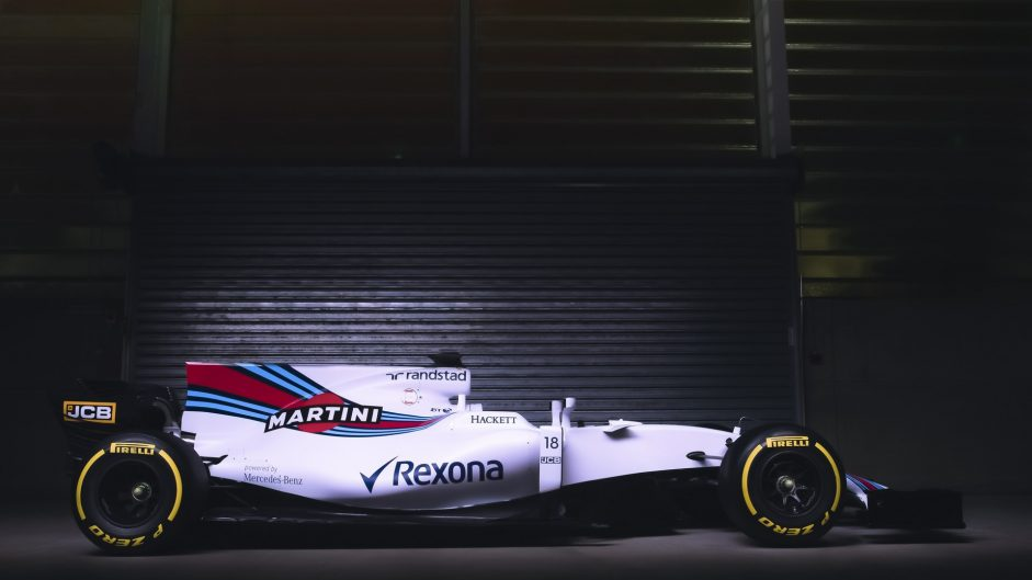 Lançamento Williams - Foto By f1fanatic.co.uk