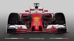 F1 Ferrari 2016 - 2