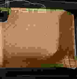 Flower Car Mats Beige Floor Set