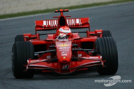 Formula 1 Testing, Barcelona