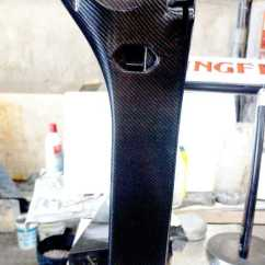 BODY WORK CARBON FIBER F1 Race Parts