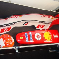 Ferrari Front wing 2003 GA-jpeg