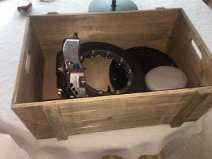 F1 front brake component case-jpeg