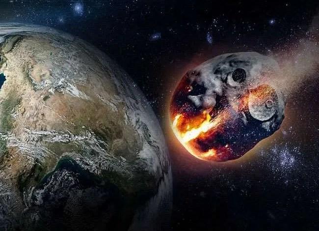 Asteroid 2020