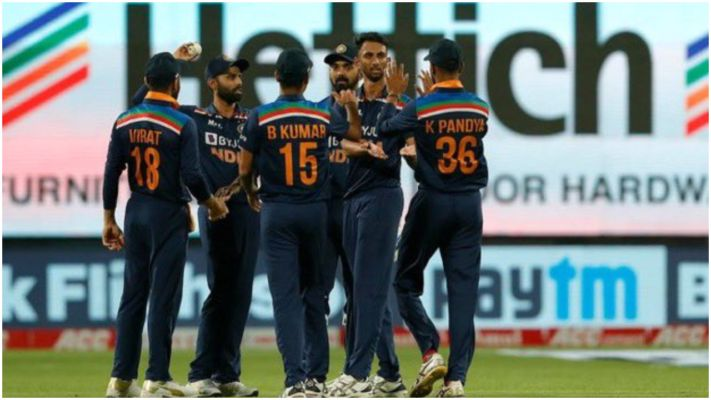 Team India special jersey