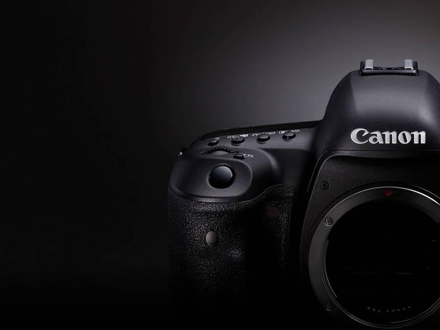 Canon 5D Mark IV – rychlá recenze