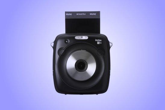 Fujifilm Instax Square SQ10 - hybridní instantní fotoaparát (F22.cz)