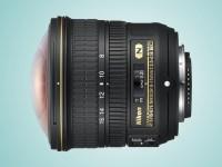 Zoomovací rybí oko AF-S Fisheye Nikkor 8-15 mm E ED