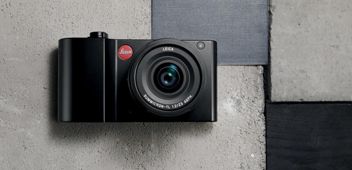 Leica TL2 má 24,3 Mpx, dotykový displej, umí 4K video a podporuje UHS-II rozhraní pro rychlé karty