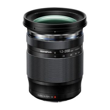 Olympus představil objektiv M.Zuiko Digital ED 12–200mm F3.5–6.3