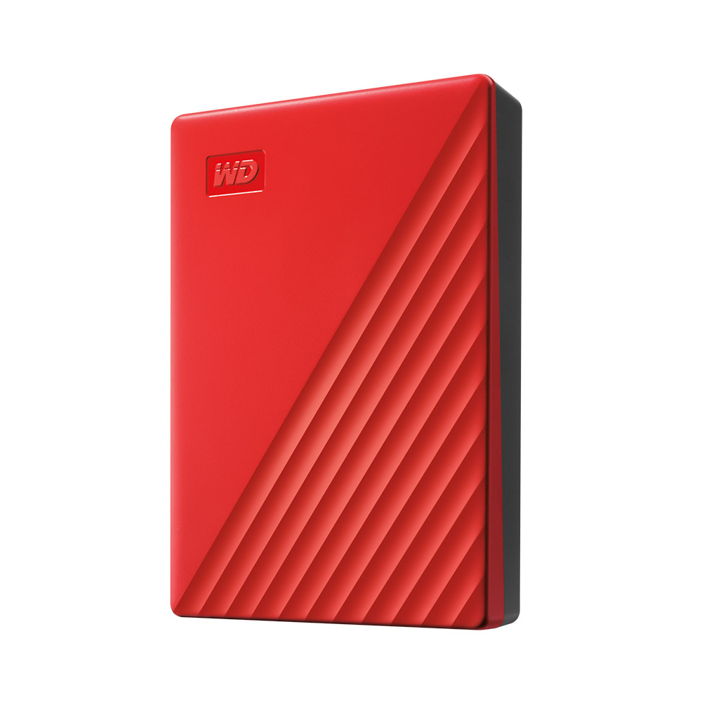 Western Digital představil svůj nejtenčí 5TB externí disk