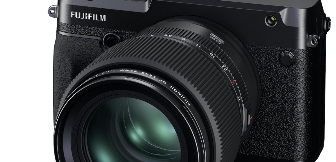 FUJIFILM představuje nový objektiv FUJINON GF80mmF1.7 R WR