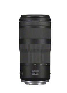 Canon RF 100-400 mm f/5,6-8 IS USM: teleobjektiv s proměnlivou ohniskovou vzdáleností