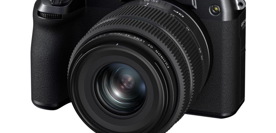 FUJIFILM GFX 50S II: nová digitální bezzrcadlovka
