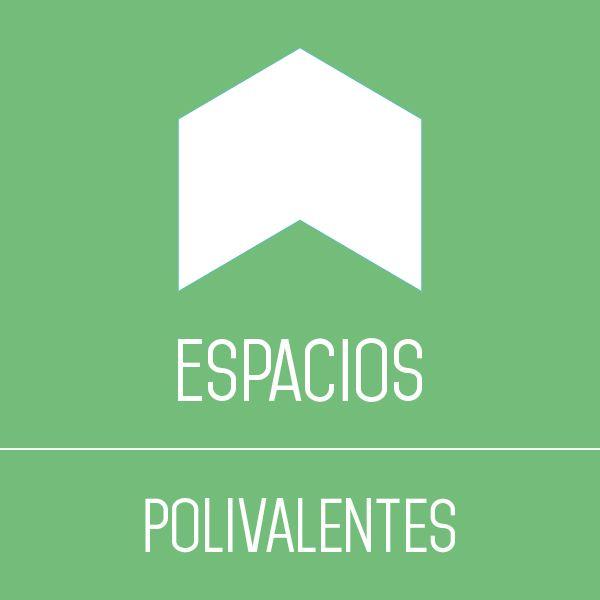 Espacios polivalentes