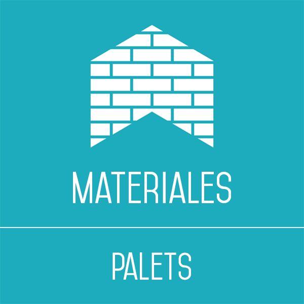Usos del palet en arquitectura
