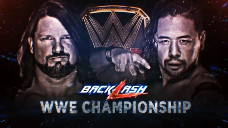 Image result for wwe backlash 2018 matches