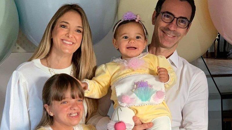 Ticiane Pinheiro revela detalhes da festinha caseira que fez em comemoração ao 1º ano da filha, Manuella
