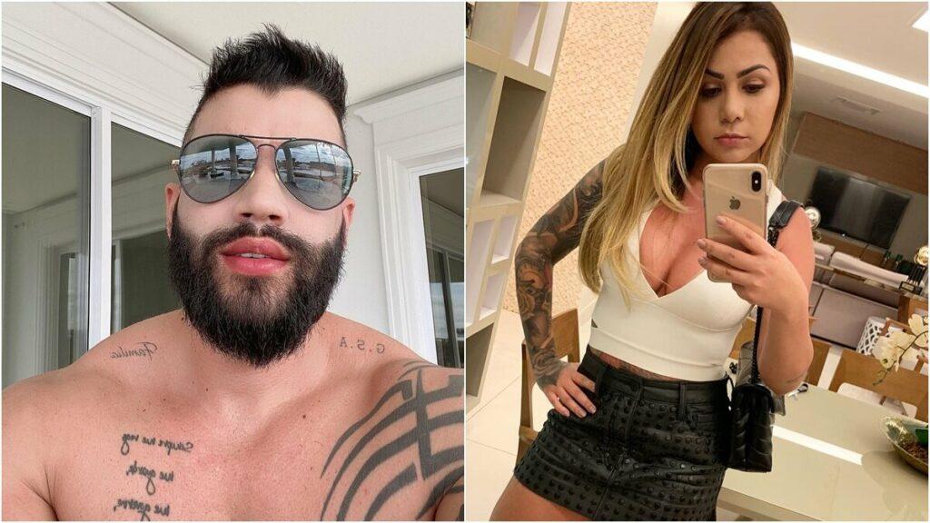 Gusttavo Lima traiu Andressa Suita com Mallu Ohanna durante encontro na  casa de Leonardo - F5 NOTICIA