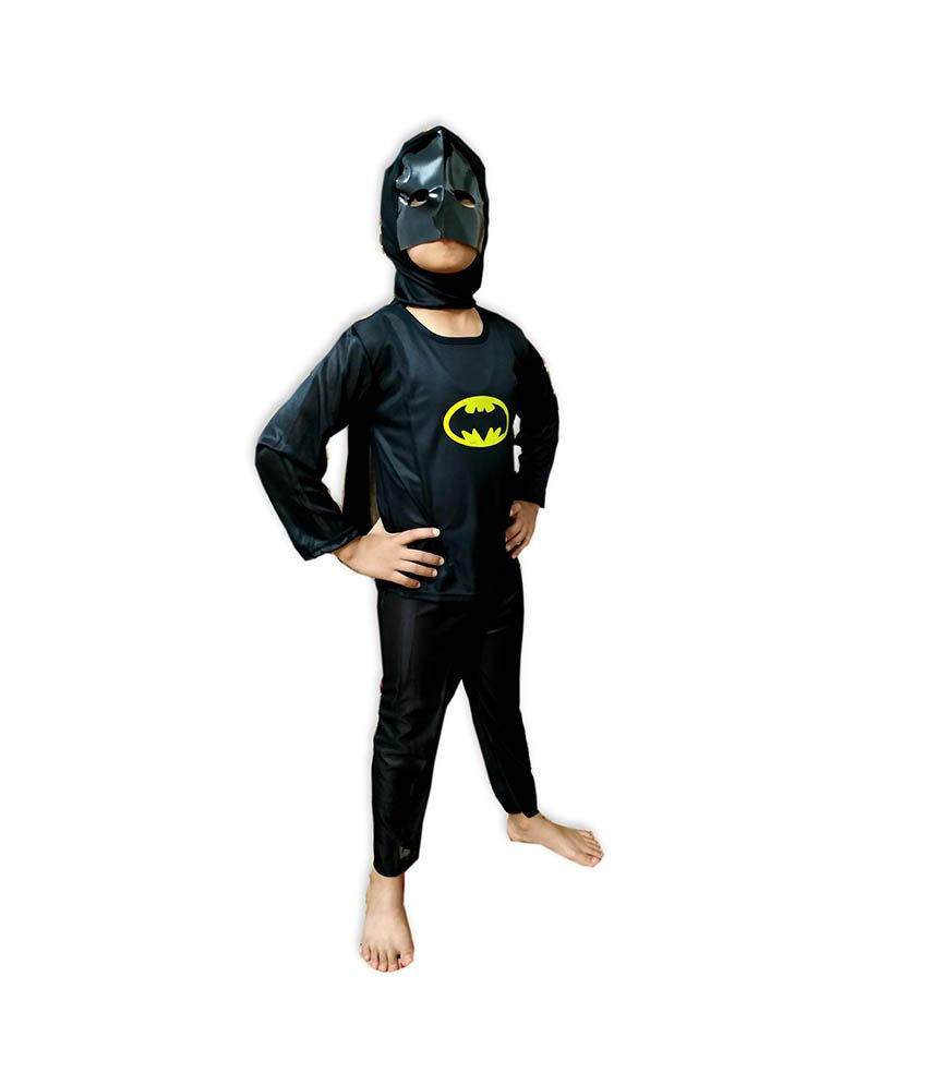 Kids Batman Costume Fancy Dress on Rent