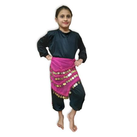 Kids Belly Dance Costume Fancy Dress on Rent