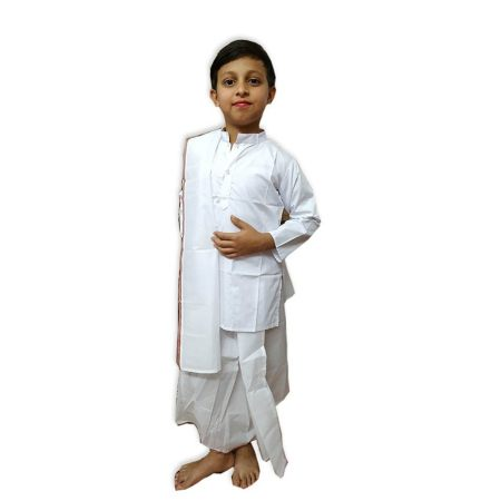 Kids Bengali Costume Fancy Dress on Rent