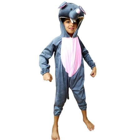 Kids Elephant Fancy Dress Costume on Rent.