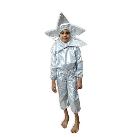 Kids Star Face Costume Fancy Dress on Rent