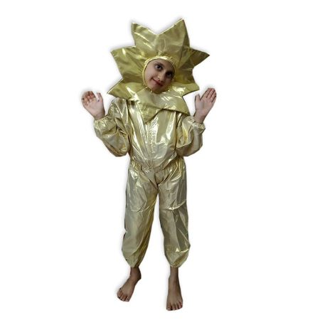 Kids Sun Face Costume Fancy Dress on Rent
