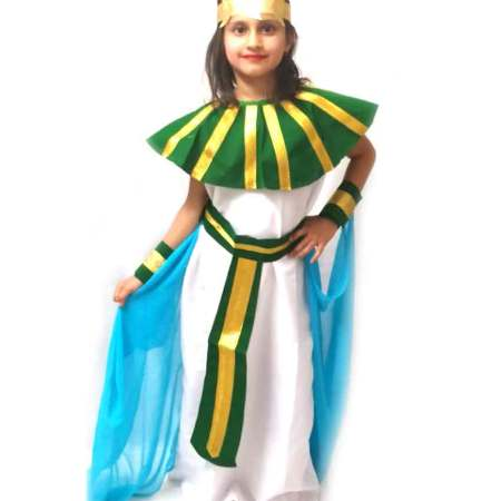 Egyptian Girl Costume On Rent