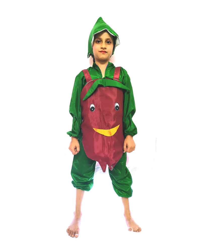 Pomegranate Costume on Rent