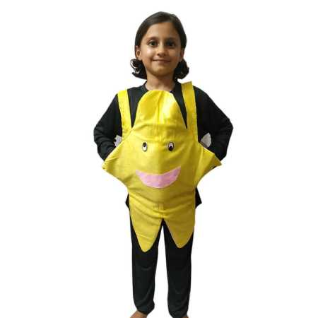 Hire Star Fish Costume