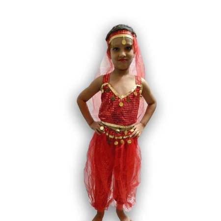 Hire Arabian Girl Costume