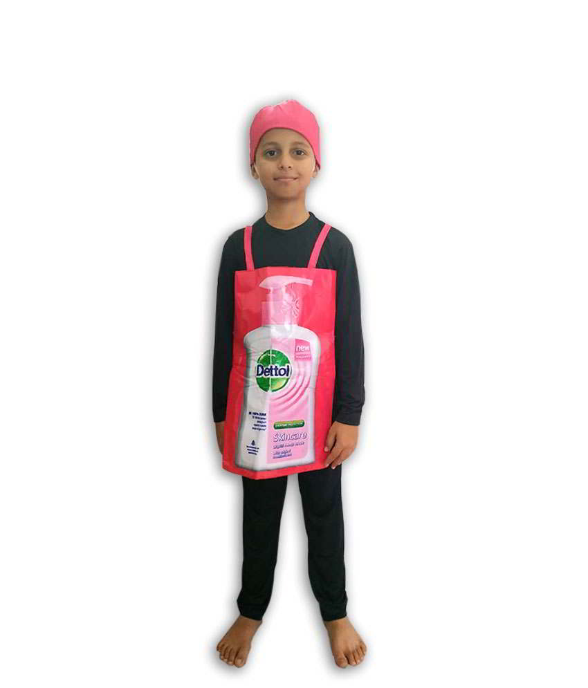 Hire Dettol Costume