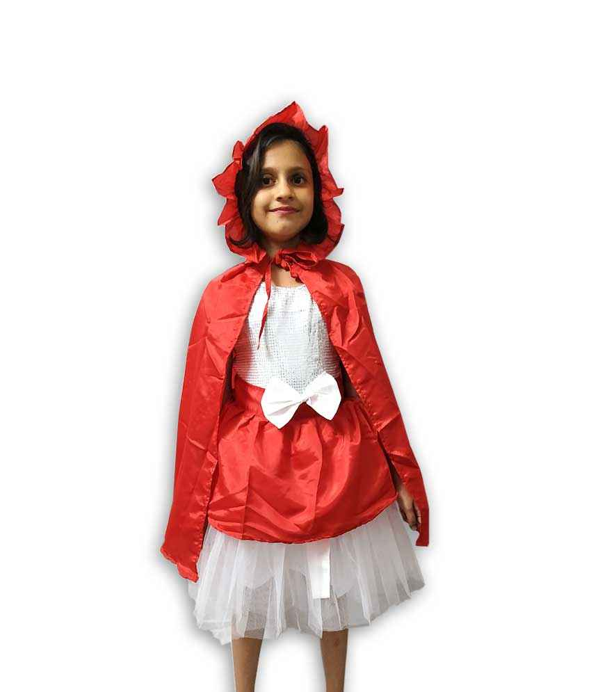 Hire Red Riding Hood Costume