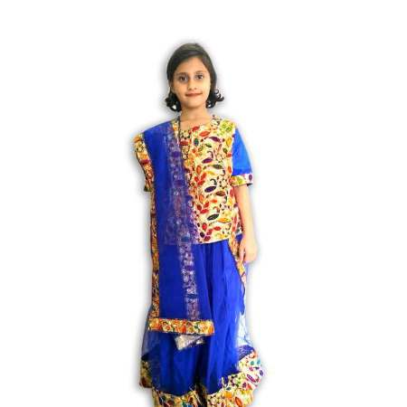 Hire Gujarati Girl Costume