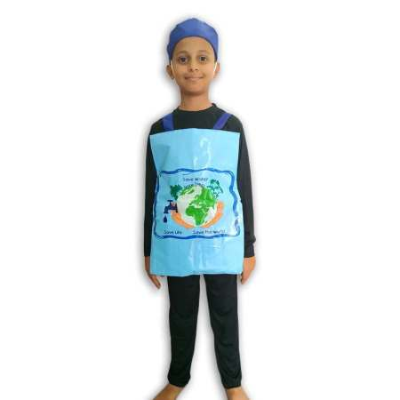 Hire Save Water Costume