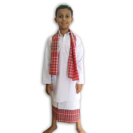 Hire Tripura Boy Costume